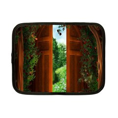 Beautiful World Entry Door Fantasy Netbook Case (small)