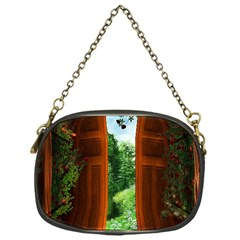 Beautiful World Entry Door Fantasy Chain Purses (one Side)