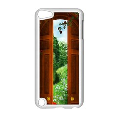 Beautiful World Entry Door Fantasy Apple Ipod Touch 5 Case (white)