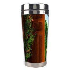 Beautiful World Entry Door Fantasy Stainless Steel Travel Tumblers
