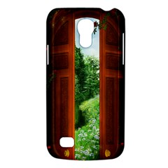 Beautiful World Entry Door Fantasy Galaxy S4 Mini