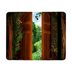 Beautiful World Entry Door Fantasy Samsung Galaxy Tab Pro 8.4  Flip Case