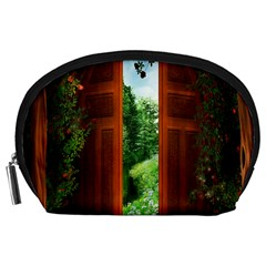 Beautiful World Entry Door Fantasy Accessory Pouches (large)