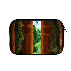 Beautiful World Entry Door Fantasy Apple Macbook Pro 13  Zipper Case