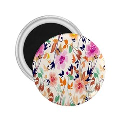 Vector Floral Art 2 25  Magnets