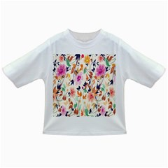 Vector Floral Art Infant/toddler T Shirts