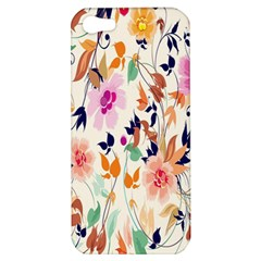 Vector Floral Art Apple Iphone 5 Hardshell Case