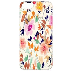Vector Floral Art Apple Iphone 5 Classic Hardshell Case