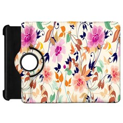 Vector Floral Art Kindle Fire Hd 7