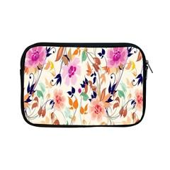Vector Floral Art Apple Ipad Mini Zipper Cases