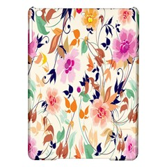 Vector Floral Art Ipad Air Hardshell Cases