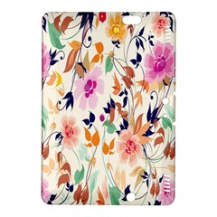 Vector Floral Art Kindle Fire Hdx 8 9  Hardshell Case