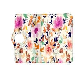 Vector Floral Art Kindle Fire Hdx 8 9  Flip 360 Case