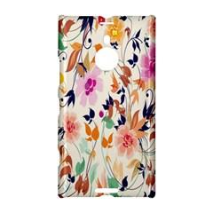 Vector Floral Art Nokia Lumia 1520