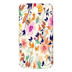 Vector Floral Art Samsung Galaxy Mega I9200 Hardshell Back Case