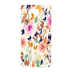 Vector Floral Art Samsung Galaxy Alpha Hardshell Back Case