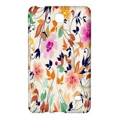 Vector Floral Art Samsung Galaxy Tab 4 (8 ) Hardshell Case