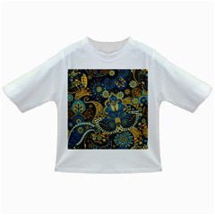 Retro Ethnic Background Pattern Vector Infant/toddler T Shirts
