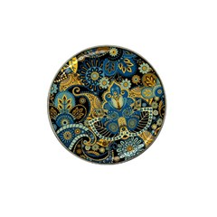 Retro Ethnic Background Pattern Vector Hat Clip Ball Marker