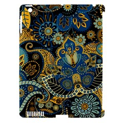Retro Ethnic Background Pattern Vector Apple Ipad 3/4 Hardshell Case (compatible With Smart Cover)