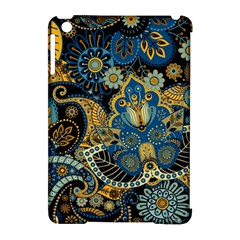 Retro Ethnic Background Pattern Vector Apple iPad Mini Hardshell Case (Compatible with Smart Cover)