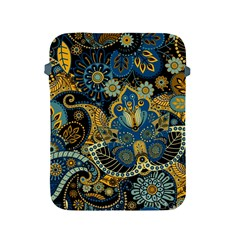Retro Ethnic Background Pattern Vector Apple Ipad 2/3/4 Protective Soft Cases