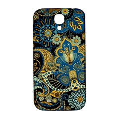 Retro Ethnic Background Pattern Vector Samsung Galaxy S4 I9500/i9505  Hardshell Back Case