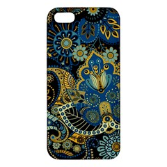 Retro Ethnic Background Pattern Vector Iphone 5s/ Se Premium Hardshell Case