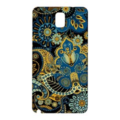 Retro Ethnic Background Pattern Vector Samsung Galaxy Note 3 N9005 Hardshell Back Case
