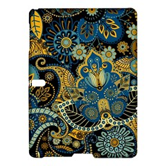 Retro Ethnic Background Pattern Vector Samsung Galaxy Tab S (10 5 ) Hardshell Case