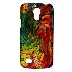 Stained Glass Patterns Colorful Galaxy S4 Mini