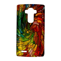 Stained Glass Patterns Colorful Lg G4 Hardshell Case
