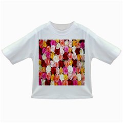 Rose Color Beautiful Flowers Infant/toddler T Shirts