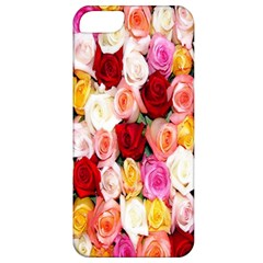 Rose Color Beautiful Flowers Apple iPhone 5 Classic Hardshell Case