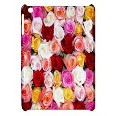 Rose Color Beautiful Flowers Apple Ipad Mini Hardshell Case