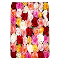 Rose Color Beautiful Flowers Flap Covers (l)