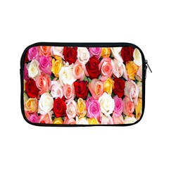 Rose Color Beautiful Flowers Apple Ipad Mini Zipper Cases