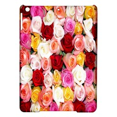 Rose Color Beautiful Flowers Ipad Air Hardshell Cases