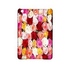 Rose Color Beautiful Flowers Ipad Mini 2 Hardshell Cases