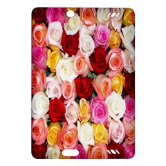 Rose Color Beautiful Flowers Amazon Kindle Fire Hd (2013) Hardshell Case