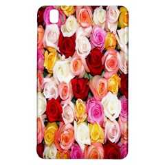 Rose Color Beautiful Flowers Samsung Galaxy Tab Pro 8 4 Hardshell Case