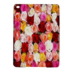 Rose Color Beautiful Flowers iPad Air 2 Hardshell Cases