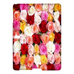 Rose Color Beautiful Flowers Samsung Galaxy Tab S (10 5 ) Hardshell Case