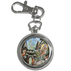 Japanese Art Painting Fantasy Key Chain Watches