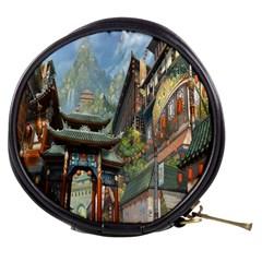 Japanese Art Painting Fantasy Mini Makeup Bags