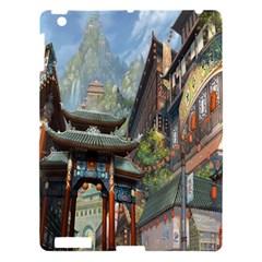 Japanese Art Painting Fantasy Apple iPad 3/4 Hardshell Case