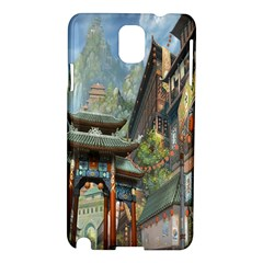 Japanese Art Painting Fantasy Samsung Galaxy Note 3 N9005 Hardshell Case