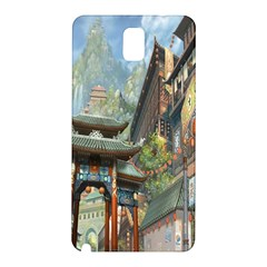 Japanese Art Painting Fantasy Samsung Galaxy Note 3 N9005 Hardshell Back Case