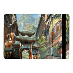 Japanese Art Painting Fantasy Samsung Galaxy Tab Pro 10 1  Flip Case