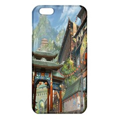 Japanese Art Painting Fantasy Iphone 6 Plus/6s Plus Tpu Case